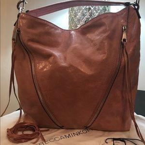 REBECCA MINKOFF Blush Pink Shoulder bag.